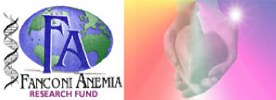 Fanconi Anemia Research Fund Helping Hand Logo By Greta Lovejoy@Graphic Momentum