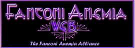 Fanconi Anemia Web Logo By Greta Lovejoy@Graphic Momentum